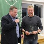 Fussballer des Jahres Jörg Determann