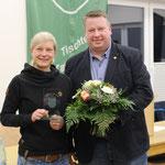 Fussballerin des Jahres 2. Damen Britta Surmann