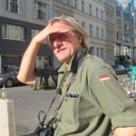Bob Budd beim Berlinbesuch