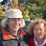 das Filmteam Sabine und Dirk