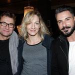 mit Matthias Freihof und Telmo Pires