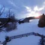 Winterwunderland auf dem Woifn-Hof