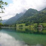 Hintersee in Berchtesgaden