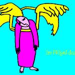 Im Flügel dasein