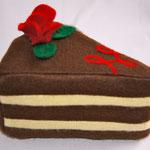 Lebensmittelpyramide - Torte