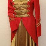 Damenfrack mit Tellerrock