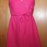 Kinderkleid pink