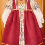 Barockes Kinderkleid