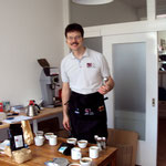 Seltene Freude des Cuppings