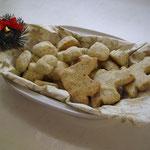 アールグレイのクッキー