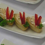 Pikante Frischkäsecreme
