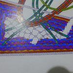 Farbverläufe Kreiskette