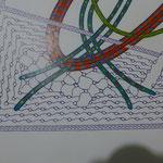Kreiskette und Netz