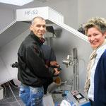 Müden Reinigung GmbH® Filialen, Bilder & Impressionen, Filiale GHF Einweisung