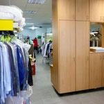 Müden Reinigung GmbH® Filialen, Bilder & Impressionen, Eingangsbereich Laden GHF