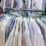 Müden Reinigung GmbH® Filialen, Bilder & Impressionen, gewaschene Hemden von Filiale Saarbasar