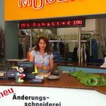 Müden Reinigung GmbH® Filialen, Bilder & Impressionen, Filiale Saarbasar Theke