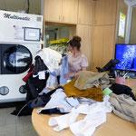 Müden Reinigung GmbH® Filialen, Bilder & Impressionen, Angela in Lagen GHF
