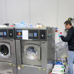 Müden Reinigung GmbH® Filialen, Bilder & Impressionen, GHF Waschmaschinen