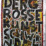 Legendäre Stollwerkmalerei, Köln, 1984