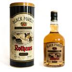 Rothaus Whisky –Design Etikett + Dose