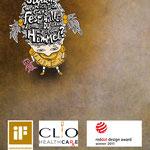 """Illustration """"Gedanken"""", Agentur: Leo Burnett, Kunde: Hilfe für krebskranke Kinder e.V."""