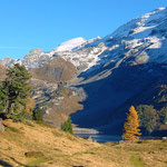 Lac de Engstlen en automne