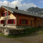 Skitcottage Seemad in Summer