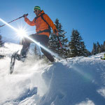 Schneeschuhlaufen am Hasliberg