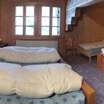Schlafzimmer Nordpol mit 5 Betten