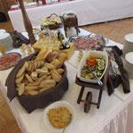 mediterranes Vorspeisenbuffet