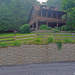 Redbud Cottage with three cozy guestrooms!