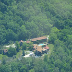 Arial photo of the property