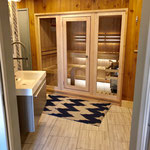 Enclave - Finnish Steam Sauna - seats 6