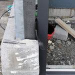 Triotherm+ to bridge the gap between corner post and door frame