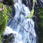 Natourzeiten - Wasserfall