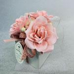 石鹸素材の花材、アレンジメント4