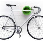 自転車の壁掛けフック3