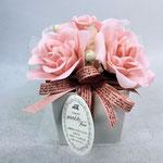 石鹸素材の花材、アレンジメント1