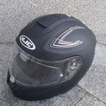 Motorradhelm Racing