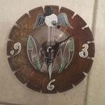 Uhr - Sägeblatt