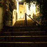 Peniscola; Altstadt
