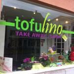 Der grosse Tag - Tofulino Eröffnung, wir lieben es.