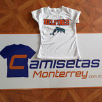 CAMISETAS DRY FIT SUBLIMADA