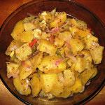 Amburella Curry, Rezept im Buch: S. 119