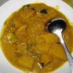 Kürbis Curry, Rezept im Buch: S. 145