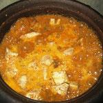Jackfruit Curry, Rezept im Buch: S. 138