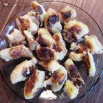 Banana Fritters, Rezept im Buch: S. 190