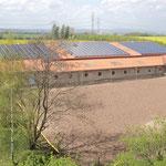Blick aus der Mühle
