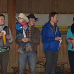 Siegerehrung Western-& Freizeitpferde